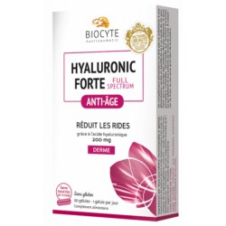HYALURONIC FORTE FULL SPECTRUM, 30 kapsul