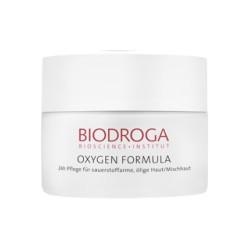 OXYGEN FORMULA 24-urna krema za mastno in mešano kožo 50ml